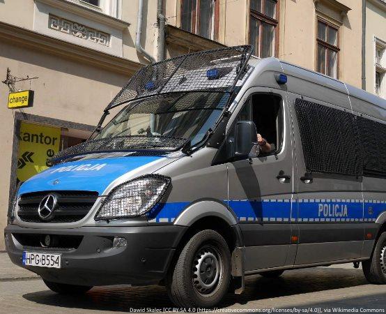 Policja Legionowo: Zgłoszono włamanie, a znaleziono narkotyki