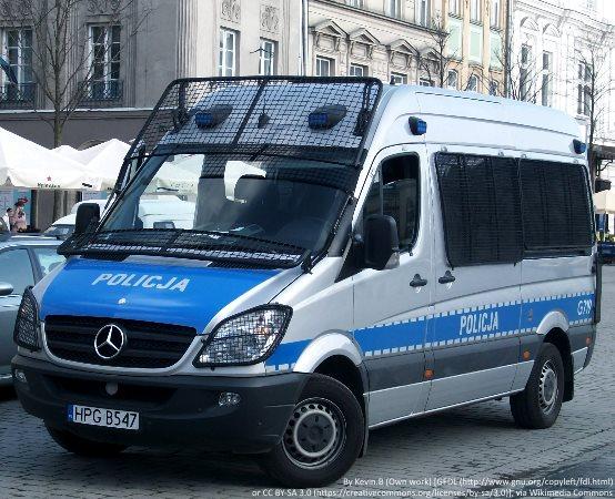 Policja Legionowo: Nietrzeźwy spowodował kolizję