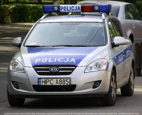 Policja Legionowo: Zabezpieczenie meczu na stadionie w Legionowie